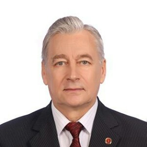 Назаров Сергей Дмитриевич Зам председателя Совета ВРОАНР